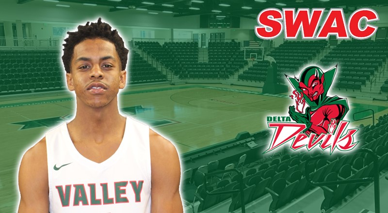 Green Honored as SWAC Men's Basketball Player of the Week