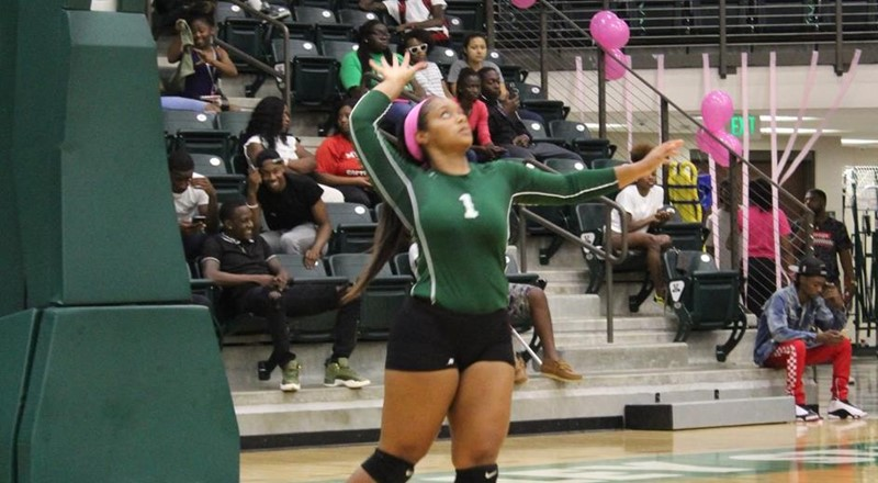 Volleyball looks to get back to track at Tougaloo